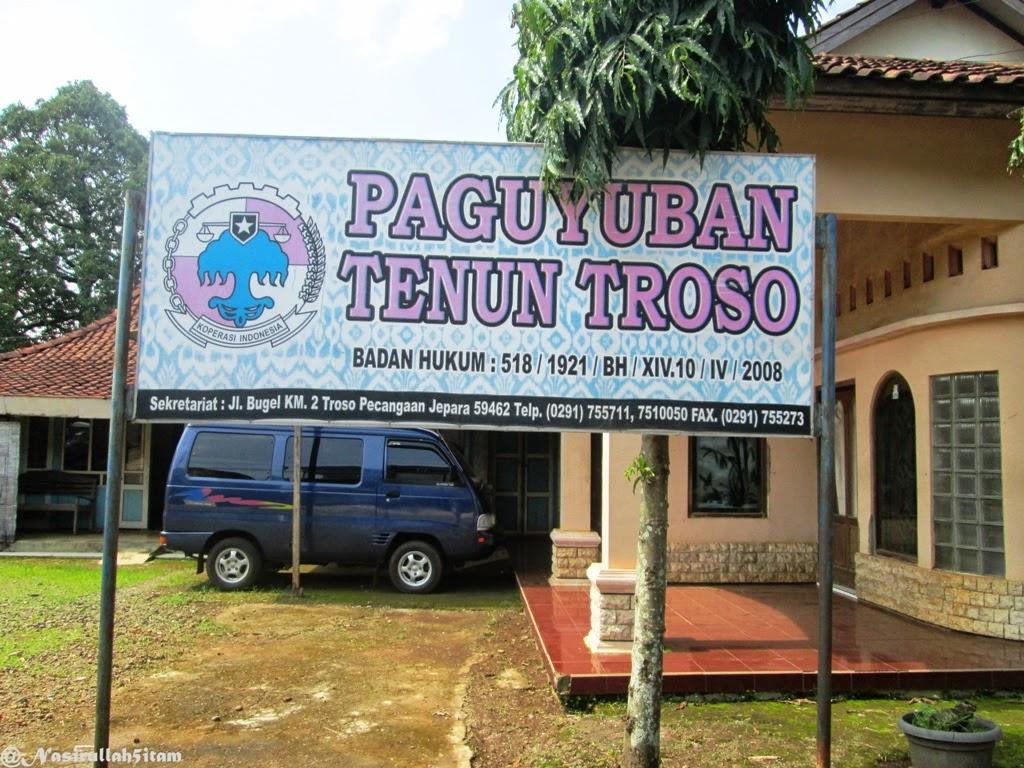 Tempat Paguyuban Desa Troso