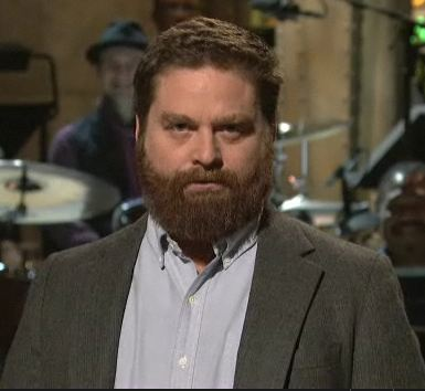 zach galifianakis girlfriend. it zach galifianakis Guest