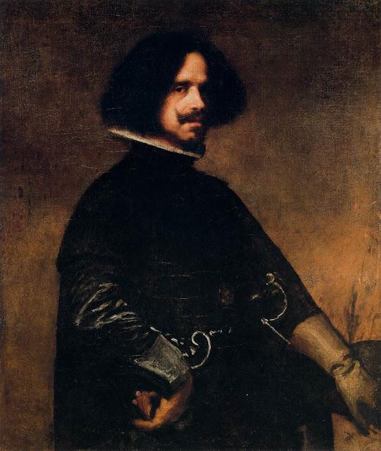 MAGDA VACARIU: SELF-PORTRAITS  Velazquez Self Portrait