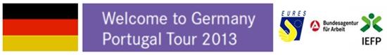 Recrutamento em 2013 para trabalhar na Alemanha