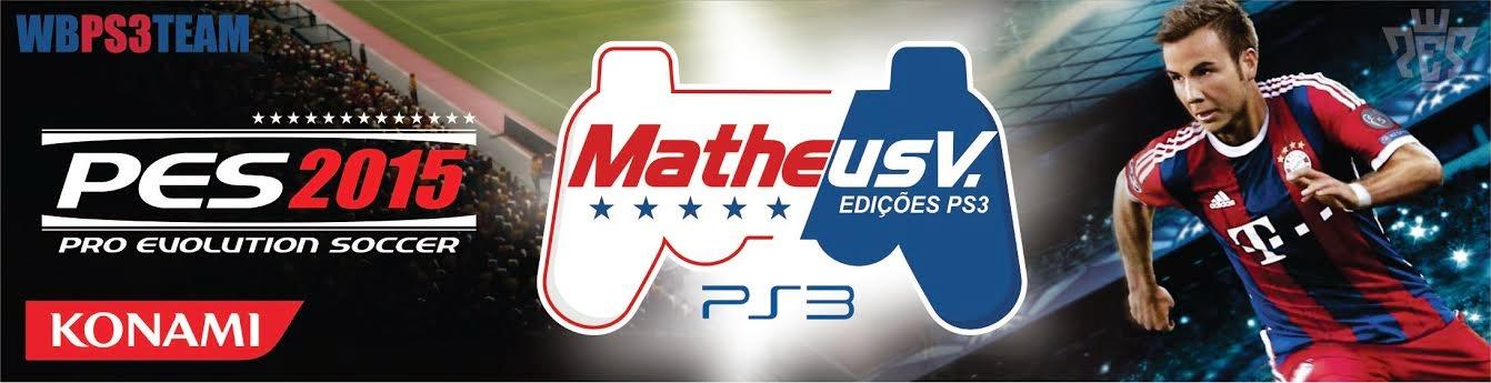Matheus V. PatchMakerPS4