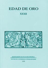 revista Edad de Oro, Cancioneros, Literaturas Hispánicas UAM