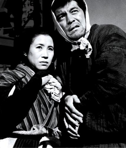 人生論的映画評論: 荷車の歌('59...