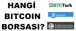 Hangi Bitcoin Borsası