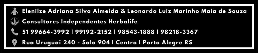 HERBALIFE CANOAS -  HERBALIFE GRAVATAI - HERBALIFE CACHOEIRINHA - CONSULTOR INDEPENDENTE