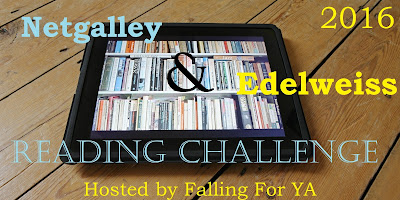 NetGalley and Edelwiss Reading Challenge