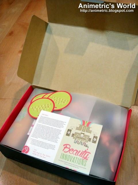 September 2014 BDJ Box