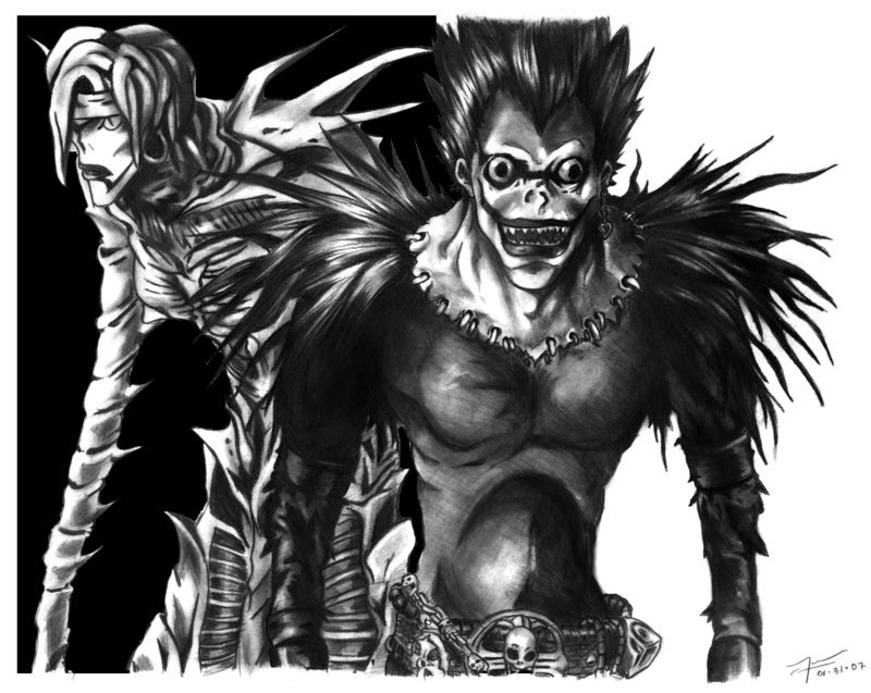 shinigami death note
