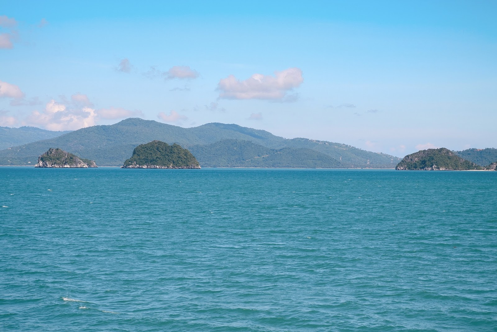 Koh Samui Blue Waters