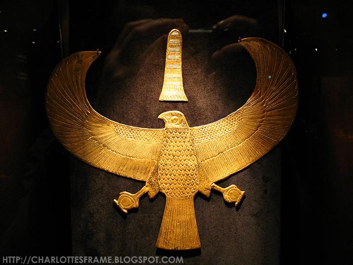 Toetanchamon, zijn graf & zijn schatten, egyptische sieraden, Tutankhamun - his tomb and its treasures, Egyptian jewellery