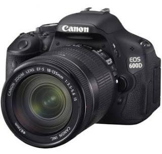 Harga Kamera Digital (DSLR) Canon EOS 600 DL