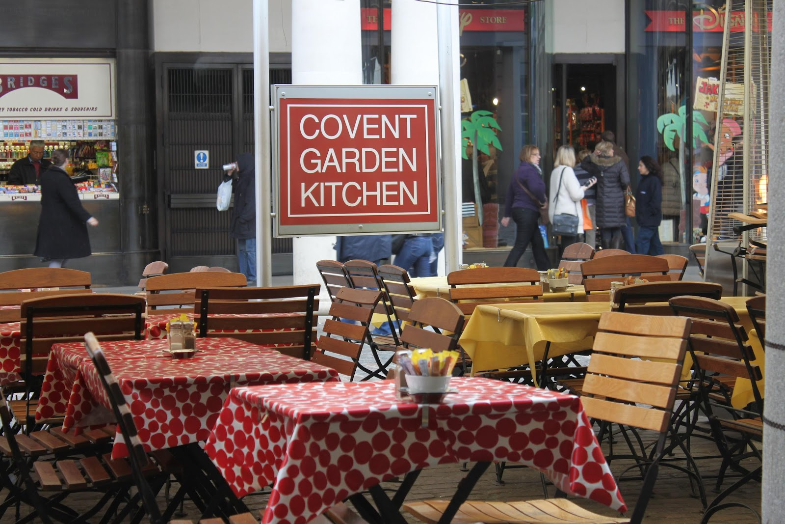 Covent Garden Kitchen Fashion London Life Breakfast Covent Garden