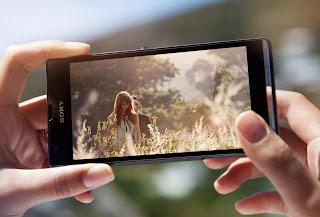 Gambar Sony Xperia SP