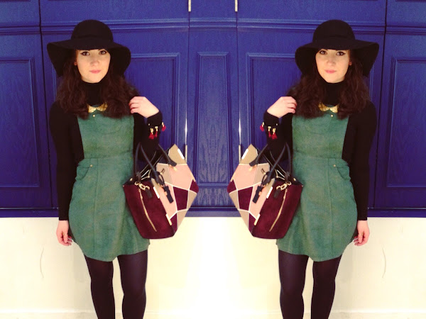 Welcome to My Wardrobe: The Autumn Pinafore