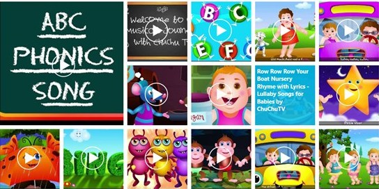 Download 57 Video Nursery Rhymes | Children Songs By ChuChu TV Kids Songs Full Playlist