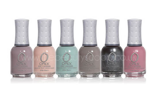 The Beauty Scoop!: ORLY Spring 2012
