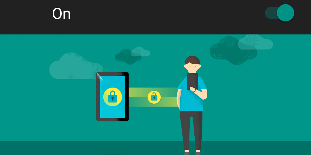 開啟 Google 新人體感測自動解鎖,讓手機安全卻省事
