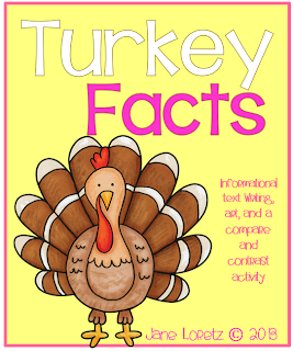http://www.teacherspayteachers.com/Product/Turkey-Facts-961302