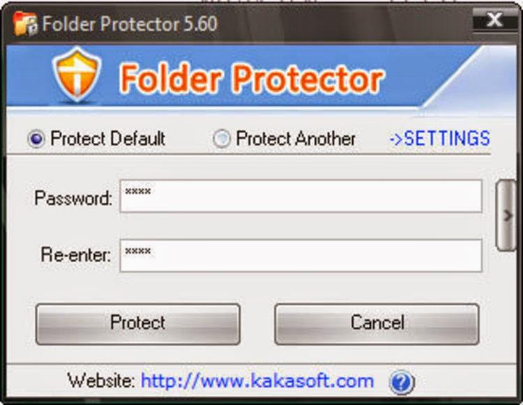 4 Software Terbaik Melindungi Folder Dengan Password