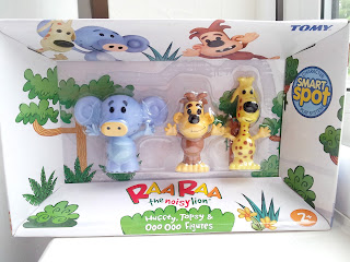 Raa Raa the Noisy Lion toys, Raa Raa playset, TOMY toys