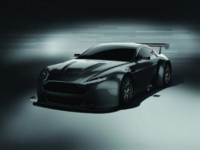2012 Aston Martin Vantage GT3