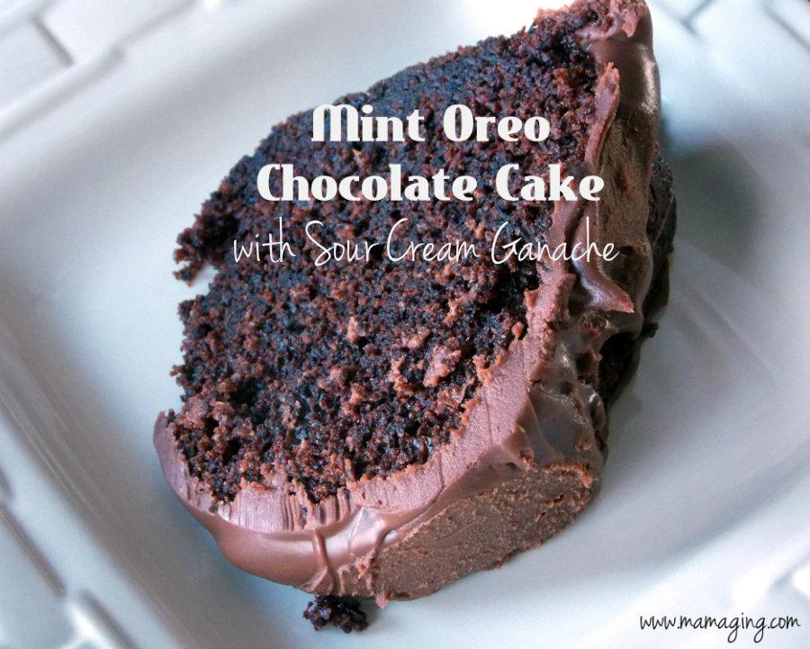 chocolate bundt cake bundt cake with chocolate easy oreo bundt cake ...