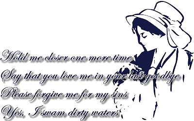 I'll Be Waiting - Adele Song Lyric Quote in Text Image #2