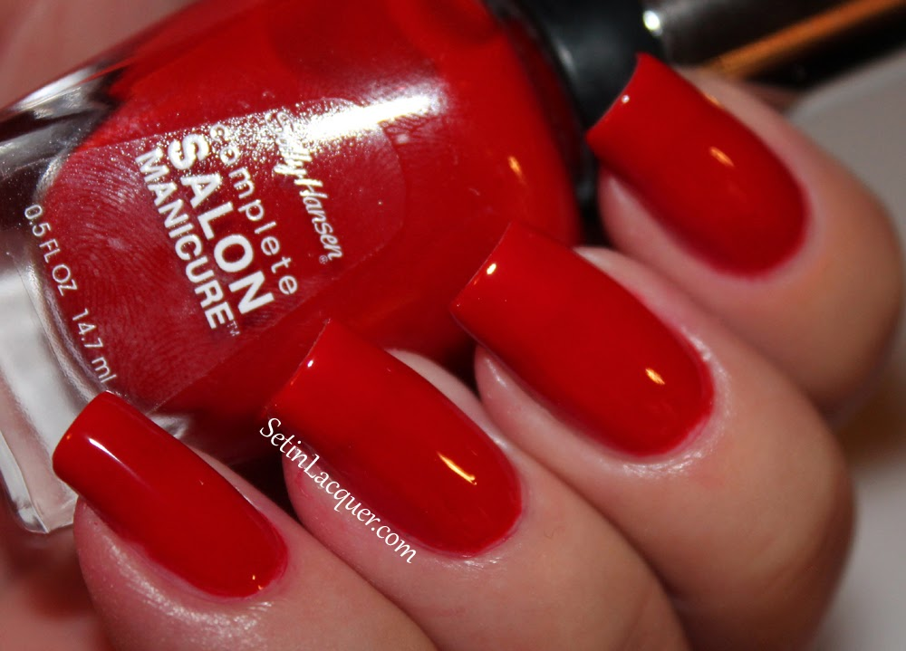 Sally Hansen Perfectly Poppy