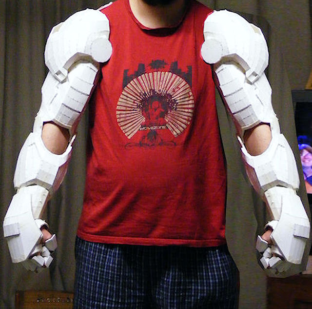 How to Build your own Iron Man Repulsor Arm  WonderHowTo