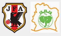 مشاهدة مباراة ساحل العاج و اليابان اليوم 14-6-2014 بث مباشر كأس العالم