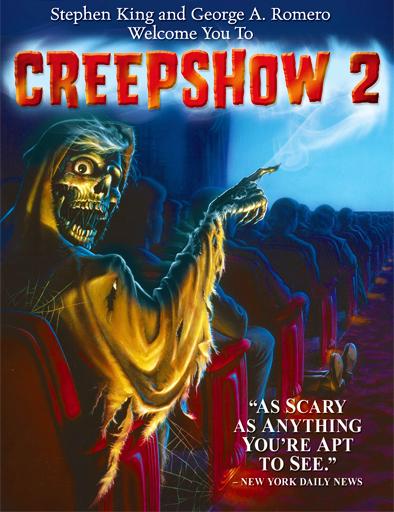 Ver Cuentos de terror 2 (Creepshow 2) (1987) Online