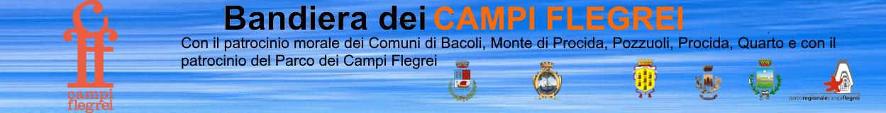 Bandiera dei Campi Flegrei