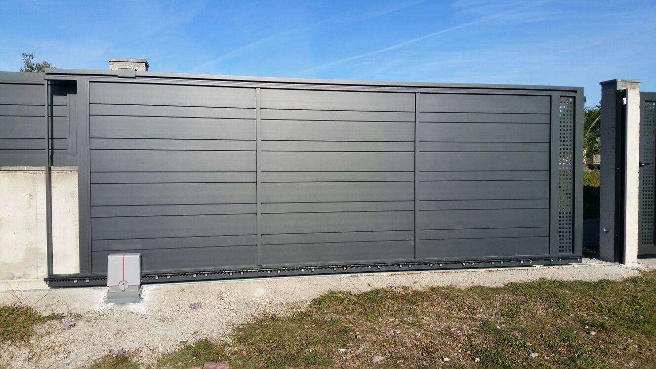 Puertas de garaje lima per nuestras instalaciones erreka - Automatismos puertas de garaje ...