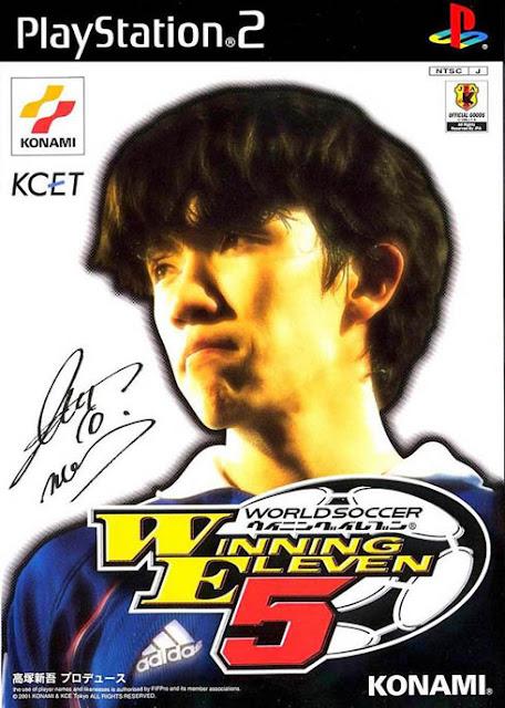 Winning Eleven 5 PS2