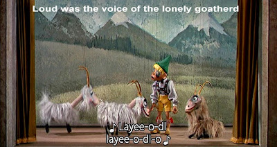 lonely goat-herd
