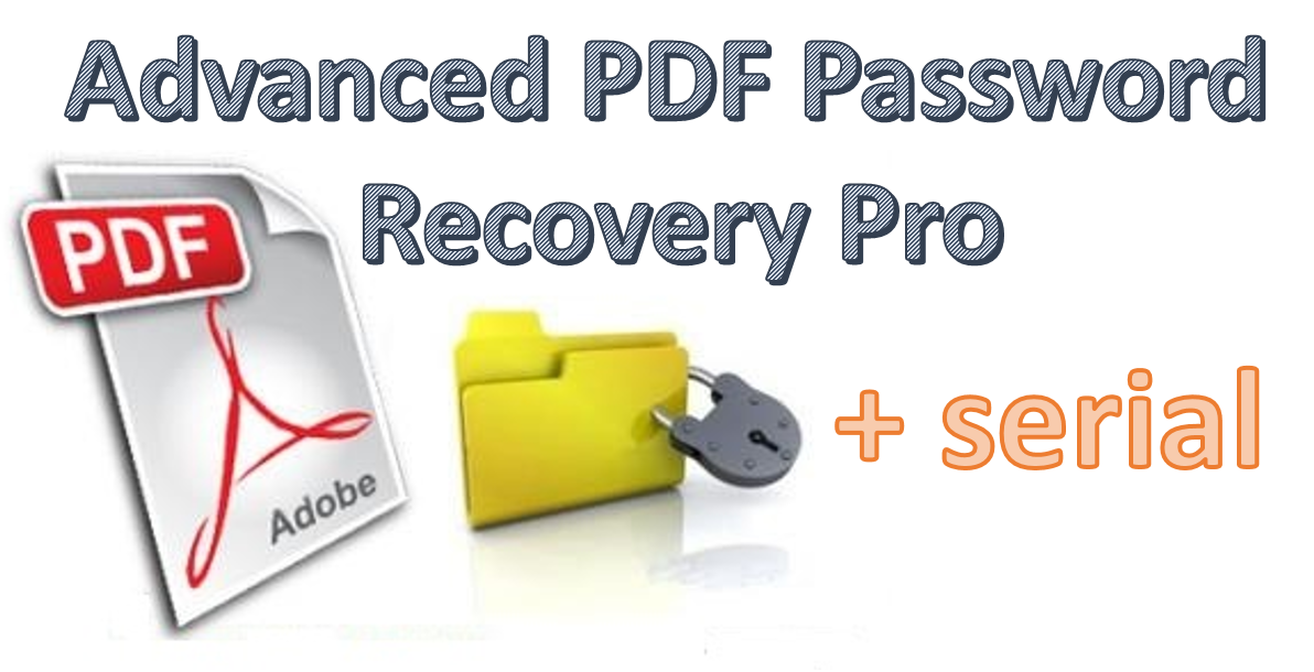 advanced pdf password recovery professional