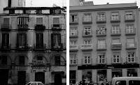Calle Atarazanas 3, año 1998 y 2011