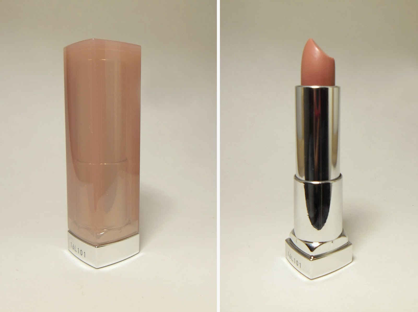 Color sensational nude Maybelline