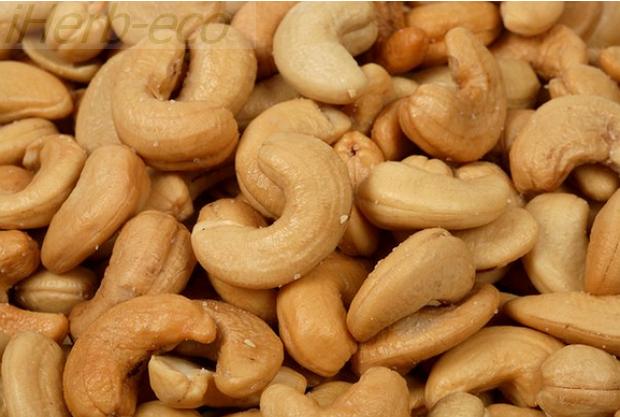 Органические орехи от iHerb