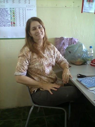 Janine amada esposa