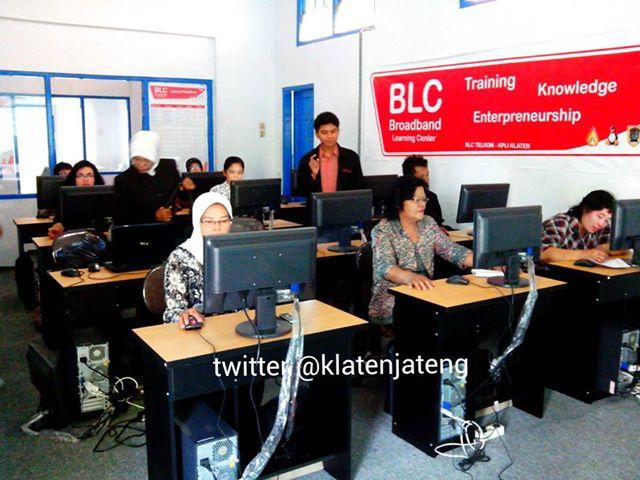 BLC Telkom KPLI Klaten