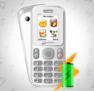 Micromax X104 dual SIM mobile