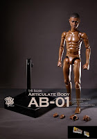 IN STOCK ZC World 1/6 scale AB-01 Articulate body