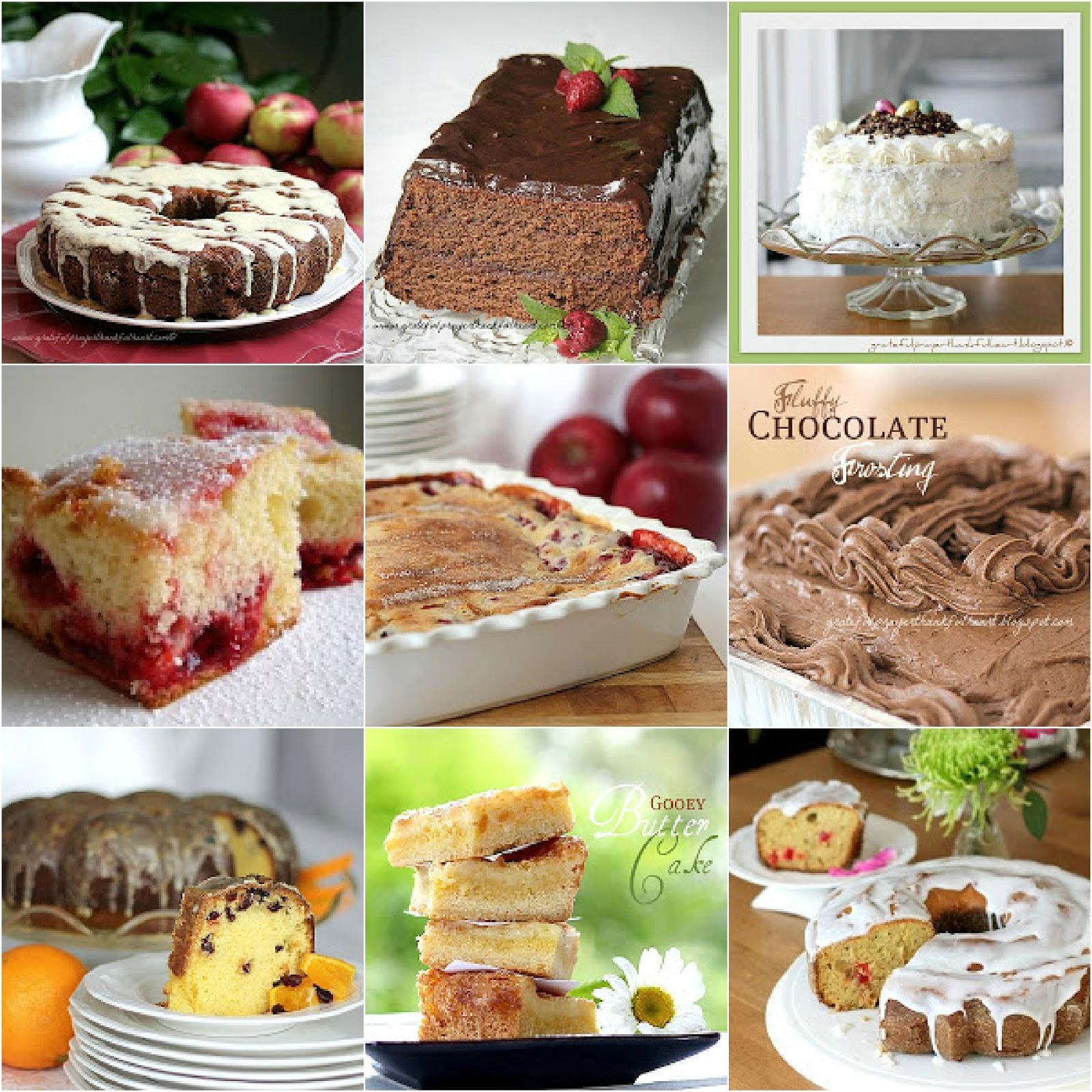 Double Apple Walnut Cake Recipes — Dishmaps