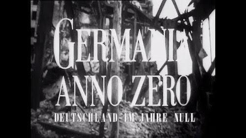 Alemania, año cero, película
