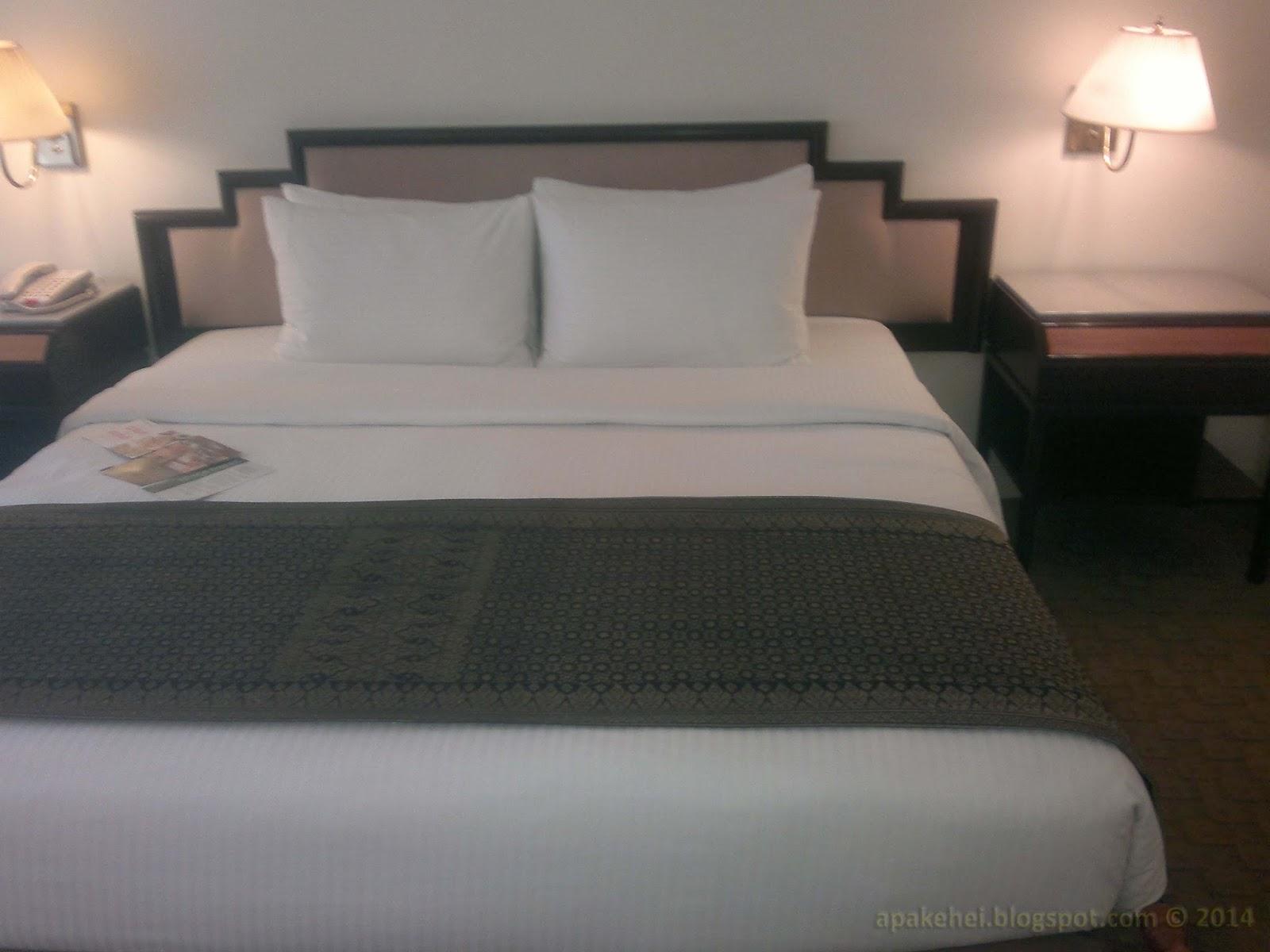 Hotel Istana - King bed saiz