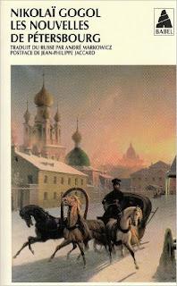 Nouvelles de Pétersbourg – Nikolaï Gogol
