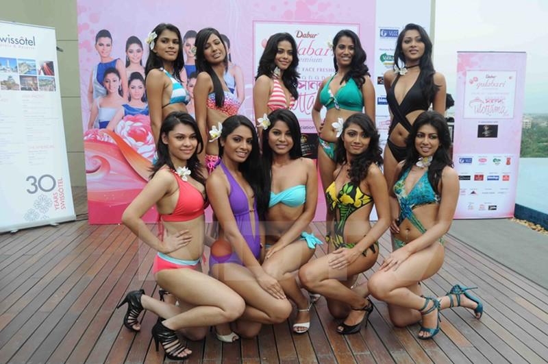 Indian girl swimsuit models consider