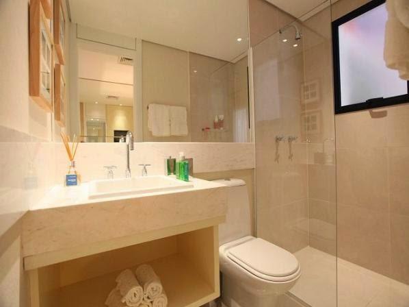 Blog da Fenix Decorando ideias para banheiros pequenos -> Como Planejar Um Banheiro Com Banheira