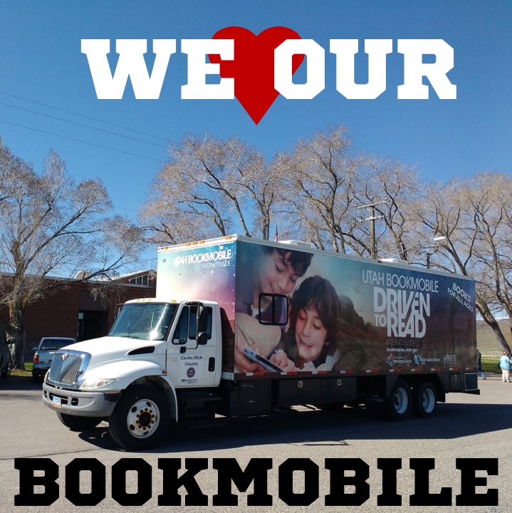 SAVE OUR BOOKMOBILE!